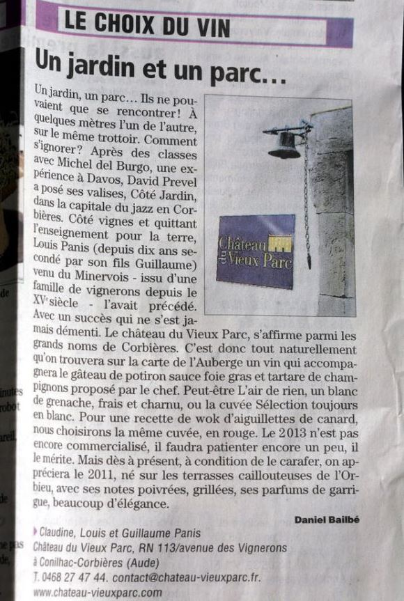 article presse independant